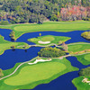 Aerial view from North Course at Innisbrook Resort & Golf Club.