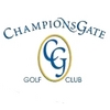 ChampionsGate - International Golf Club Logo