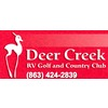 Deer Creek Golf & Tennis RV Resort - Semi-Private Logo