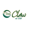 University of South Florida Golf Course - The Claw Logo