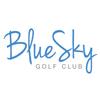 Blue Sky Golf Club Logo