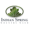 Indian Spring Country Club - West Course Logo