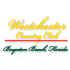 Gold/Red at Westchester Golf &amp; Country Club - Semi-Private Logo