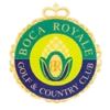 Boca Royale Golf & Country Club - Private Logo