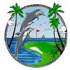River/Dolphin Golf Course at Cocoa Beach Country Club Logo