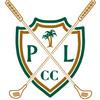 Placid Lakes Country Club Logo