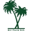 South at Bay Palms Golf Complex - Military Logo
