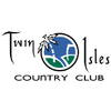 Twin Isles Country Club Logo