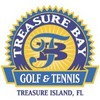 Treasure Bay Golf & Tennis Logo