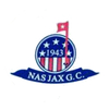 NAS Jacksonville Golf Club - White Nine Logo