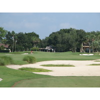 The Lagoon golf course at the Ponte Vedra Inn and Club has some tricky par 3s.