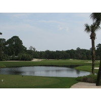 No. 15 at the Lagoon course at the Ponte Vedra Inn and Club is a drivable par 4.