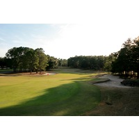In addition to two 18-hole courses designed by Tom Fazio, World Woods Golf Club also has a practice course and short course.