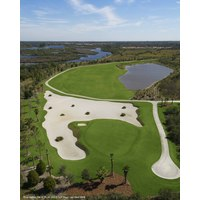The natural setting makes for a pleasant round on the River Strand Golf and C.C. in Bradenton.