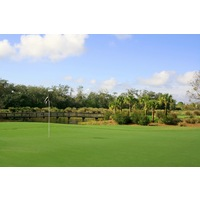 Located just a sniff off Estero Bay, the Raptor Bay Golf Club is full of wetlands and wildlife.