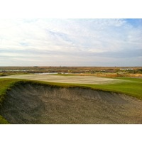 Streamsong Resort is set on 16,000 acres of land mined for phosphate by Mosaic in Polk County, Florida.