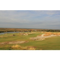 The Red golf ourse at Streamsong Resort: Bill Coore & Ben Crenshaw take their talents to Florida.
