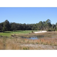 Tom Fazio's Camp Creek Golf Club on the Emerald Coast is one of the best public courses in Florida.