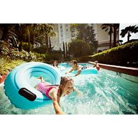 The 850-foot Lazy River at ChampionsGate is fun for the kids, but also a relaxing way to end a day on the golf course.