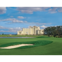 The National Course is one of two Greg Norman layouts serving the Omni Orlando Resort at ChampionsGate.