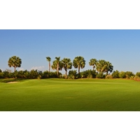 One of the best municipal courses in Florida, Osprey Point Golf Course is a 27-hole, all-paspalum Audubon International Classic track.