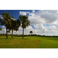 The sixth hole on Osprey Point Golf Course's Raven Course is a short par 4.
