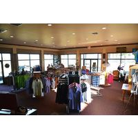 The pro shop at Tiger Point Golf Club in Gulf Breeze, Florida.
