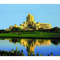 The Orlando World Center opened in 1986 and was the largest hotel in Florida at the time.