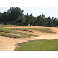 At Highlands Reserve Golf Club, architect Mike Dasher made good use of the natural waste areas.